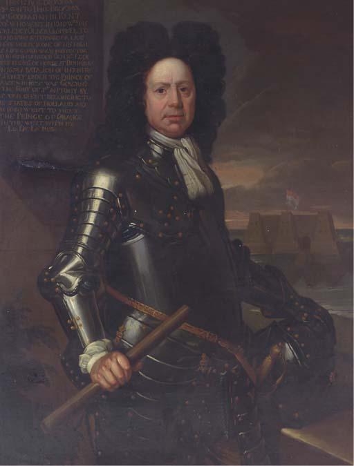 Sir John Baptist de Medina (Brussels 1655/60-1711 Edinburgh)