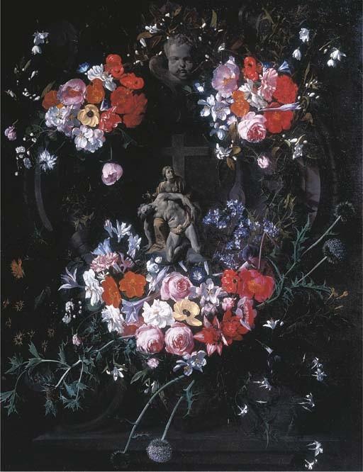 Hieronymus Galle I (Antwerp 1625-1679) and Cornelis Schut I (Antwerp 1597-1655)