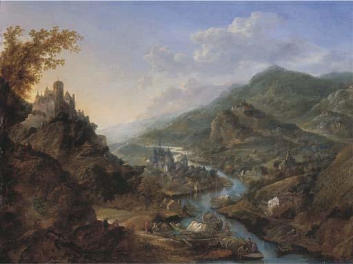 Jan Griffier I (Amsterdam 1652-1718 London)