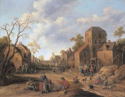 Joost Cornelisz. Droochsloot (Utrecht 1586-1666)