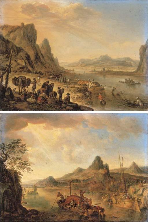 Herman Saftleven (Rotterdam 1609-1685 Utrecht)