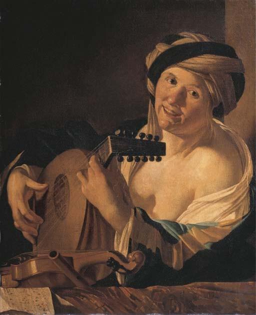 Dirck van Baburen (Utrecht c. 1595-1624)