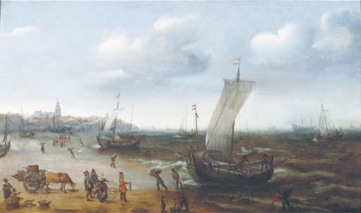 Hendrik Cornelisz. Vroom (Haarlem 1566-1640)