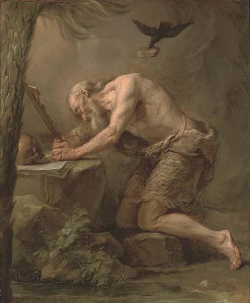 Jean Restout II (Rouen 1692-1768 Paris)