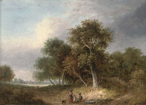 Samuel David Colkett (1800-1863)