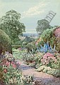 A garden near Henley-on-Thames, Oxfordshire, Theresa Stannard, Click for value