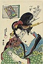 Keisai Eisen (1790-1848),  Eisen (1790), Click for value