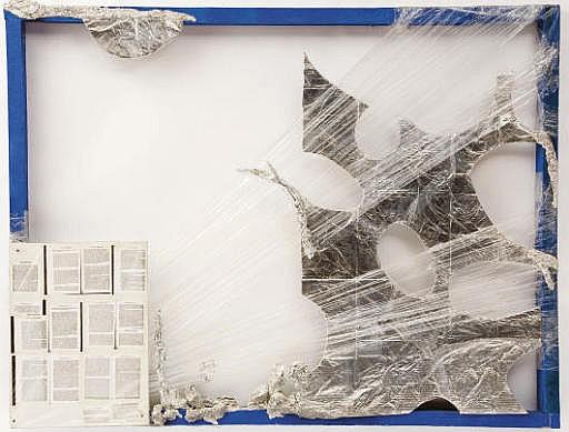 Relief Abstrait no. 747 (Nietzsche)