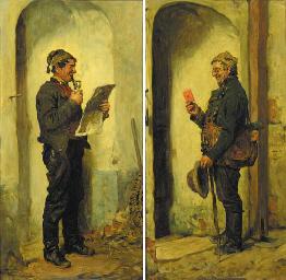 Hugo Kotschenreiter (German, 1854-1908)