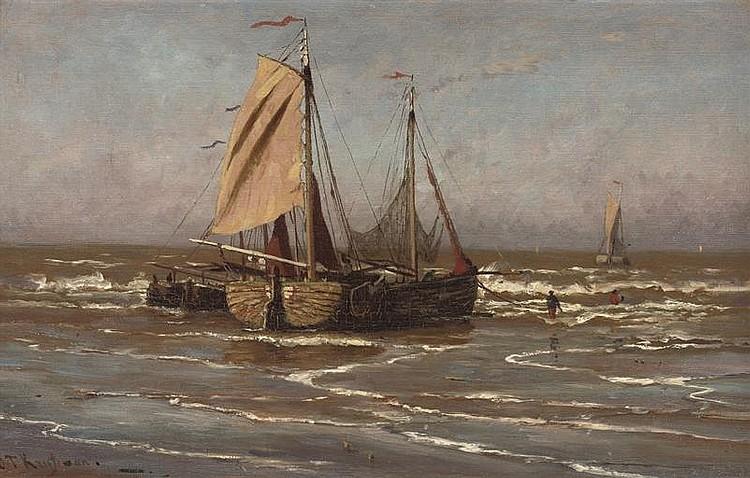 Jan Theodoor Kruseman (Dutch, 1835-1895)