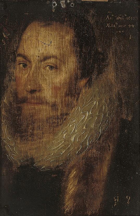 Follower of Adriaen Thomas Key (Antwerp c.1544-after 1589)