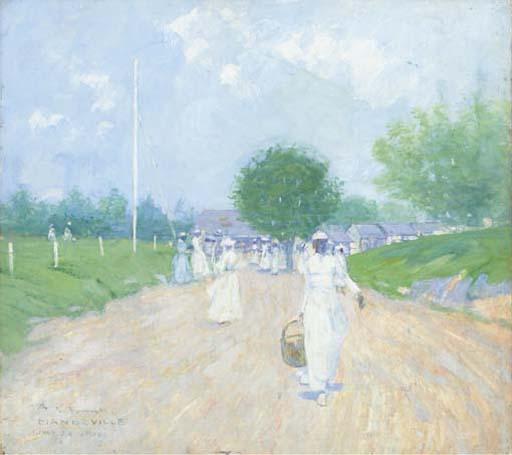 Archibald Stevenson Forrest (1869-1963)