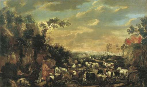 Cerchia di Francesco Londonio (Milano 1723-1783)