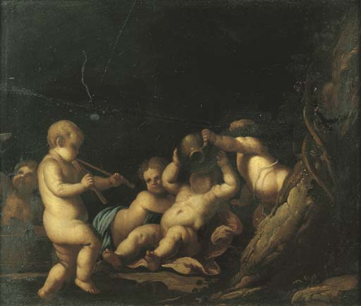 Attribuito Pasquale Ottino (Verona 1578-1630)