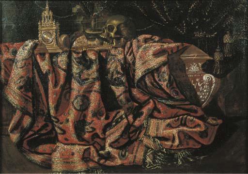 Attribuito a Francesco Fieravino, il Maltese (Roma 1610-1660)