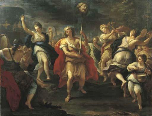 Paolo de Matteis (Piano del Cilento 1662-1728 Napoli)