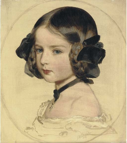 Franz Xaver Winterhalter (German, 1806 - 1873)