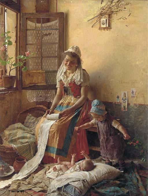 Gaetano Chierici (Italian, 1838-1920)