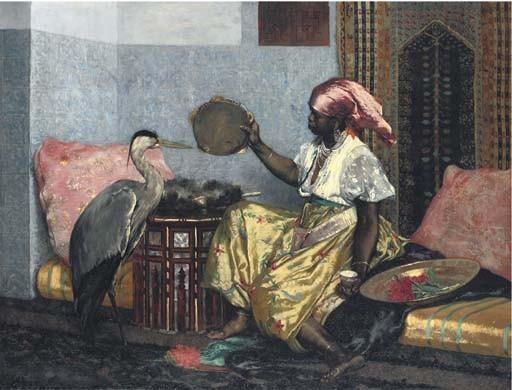 Ferdinand Victor Léon Roybet (French, 1840-1920)