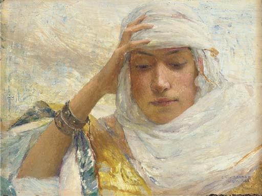 Louis Auguste Girardot (French, 1856-1933)