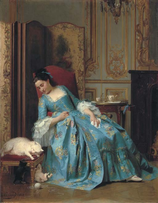 Joseph Caraud (French, 1821-1905)