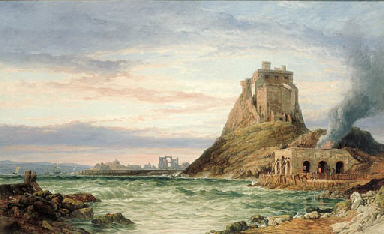 George Clarkson Stanfield (1828-1878)