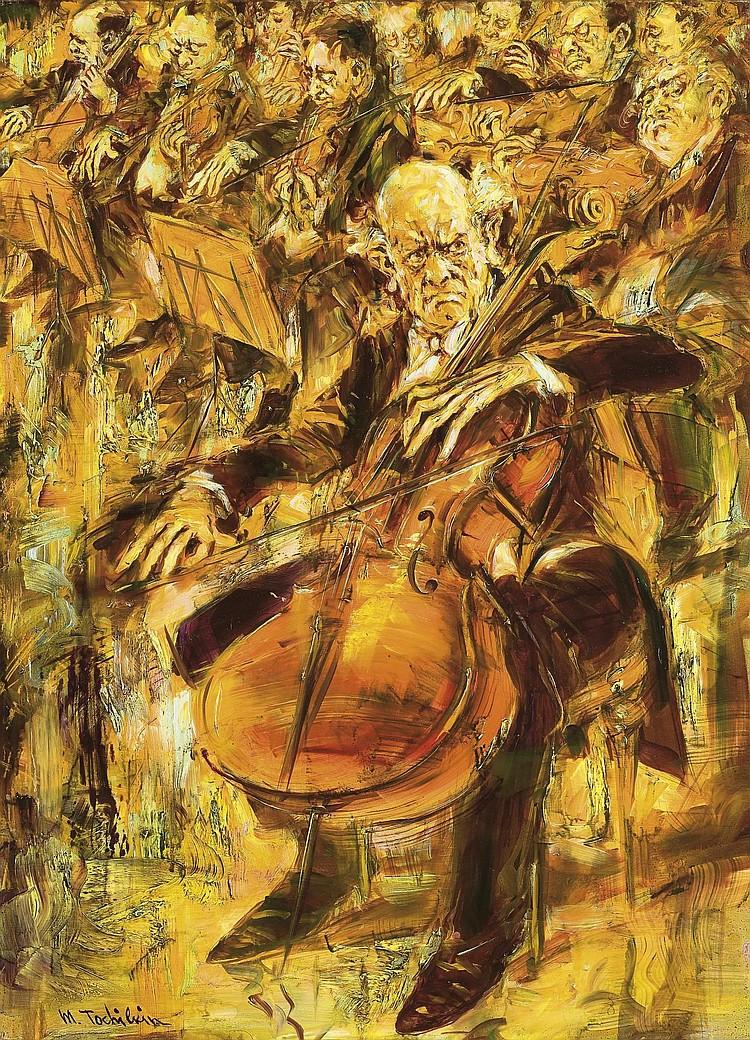 Mark Tochilkin (b.1958)
