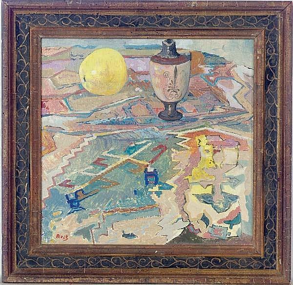 Irving Alexander Block (American, 1910-1986)