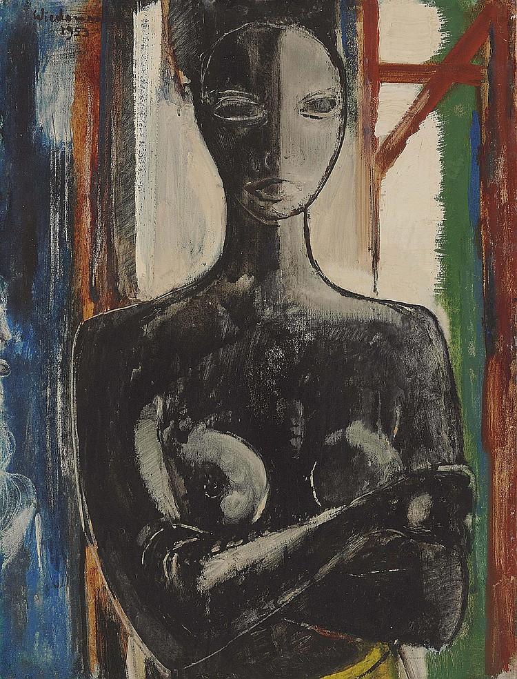 Guillermo Wiedemann (German/Colombian 1905-1969)