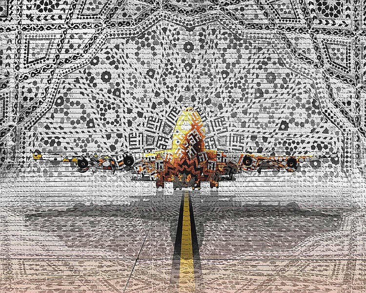 Abdulnasser Gharem (Saudi Arabian, b. 1973)
