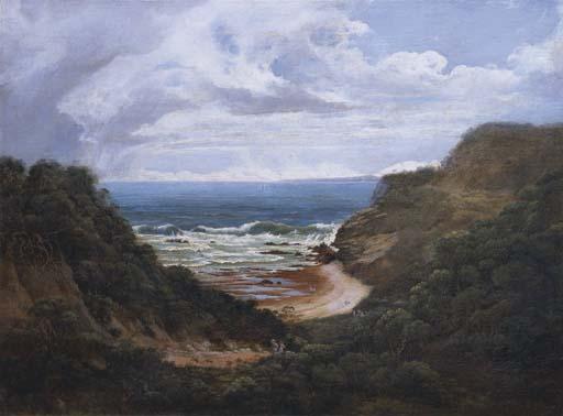 ISAAC WHITEHEAD (1818-1881)
