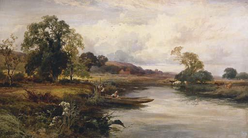 JOHN HORACE HOOPER (English, fl. 1877-1899)