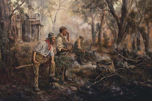 JAMES ALFRED TURNER (1850-1908)