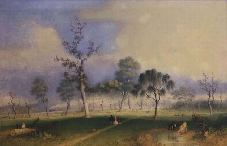 HENRY BURN (1807?-1884)