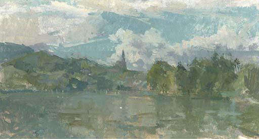 Peter Greenham, R.A. (1909-1992)