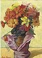 Nadia Benois (1896-1975), Nadia Benois, Click for value