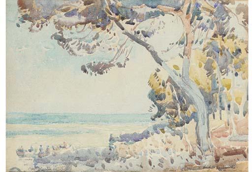 Arthur Henry Knighton-Hammond (1875-1970)