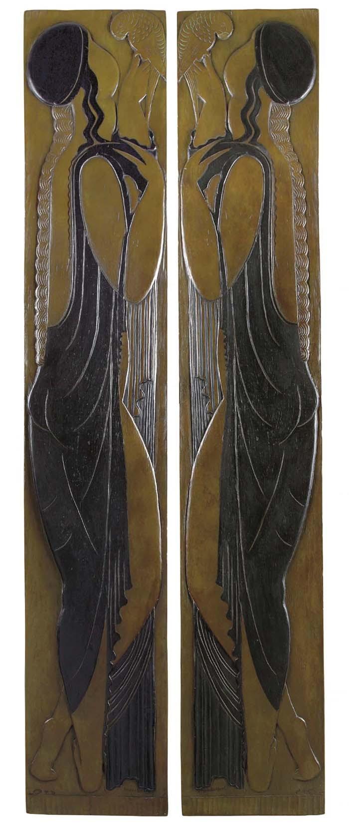 LEON INDENBAUM, 1891-1981