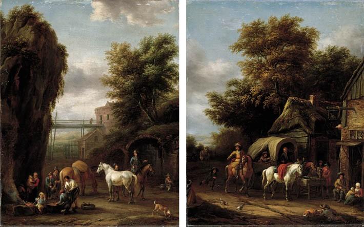 Barend Gael (Haarlem 1620-1687)