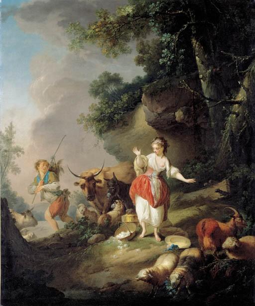 Jean-Baptiste Huet (Paris 1745-1811)
