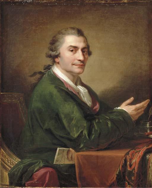 Giovanni Battista Lampi (Romeno 1751-1830 Vienna)