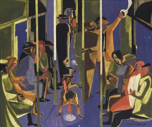 Jacob Lawrence (1917-2000)