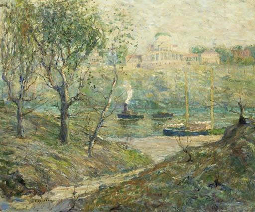 Ernest Lawson (1873-1939)