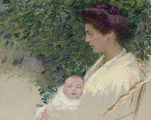 Lilla Cabot Perry (1848-1933)