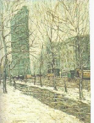 ERNEST LAWSON (1873-1936)