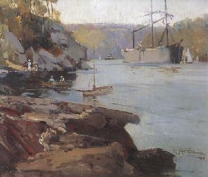 ALBERT HENRY FULLWOOD (1863-1930)