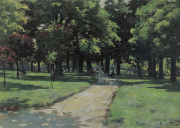 GIROLAMO PIERI BALLATI NERLI (1860-1926)