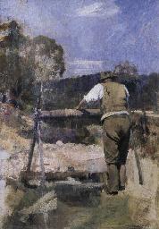 PERCEVAL CHARLES LINDSAY (1870-1952)