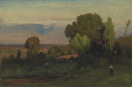 Landscape Near Perugia