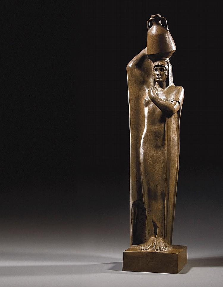 Mahmoud Mokhtar (Egyptian, 1891-1934)